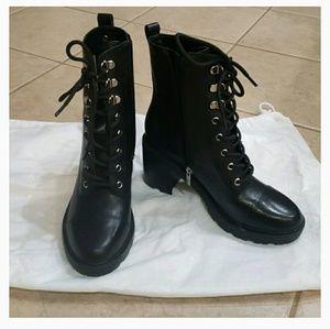 c39d8456fb6 Marc Fisher Lanie Combat boots